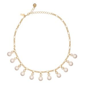 NEW Kate Spade Pearly Delight Necklace